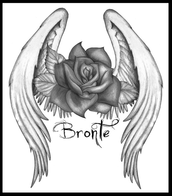 600x684 Harlow Rose Tattoo Designs With Names