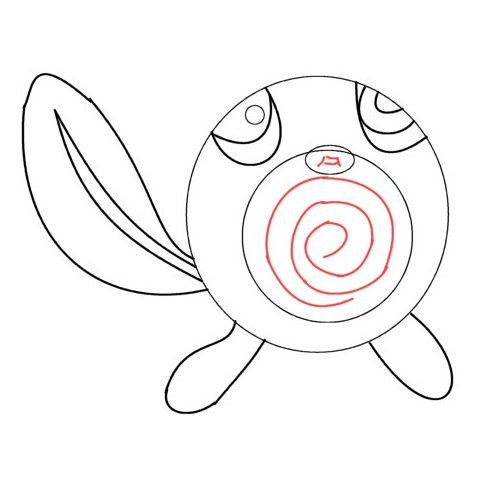480x480 How To Draw Pokemon