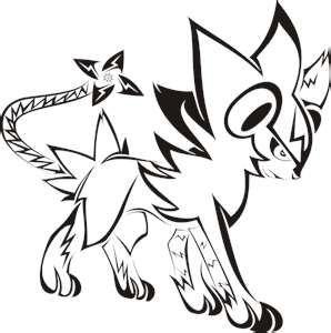 298x300 Pokemon Tribal Tattoo Also A Cool One! Tattoo Ideas