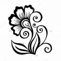 200x200 Cool Flower Designs To Draw