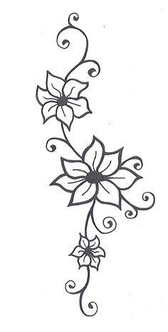 236x467 Gallery Flower Designs To Draw,