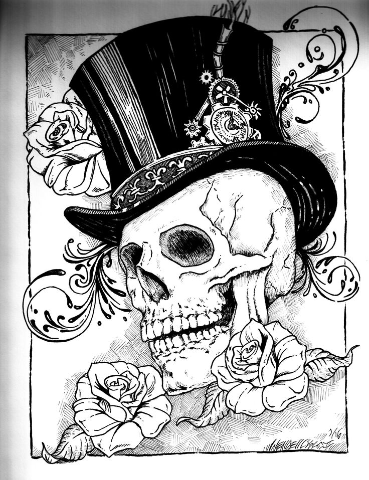 736x958 7 Best Kool Tattoos Images On Skulls, Death And Skull Art