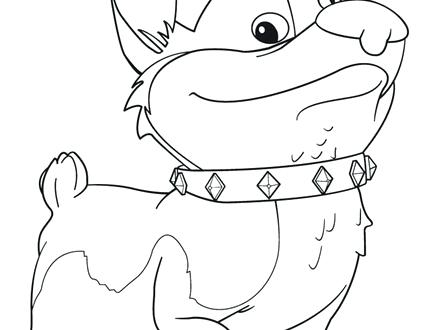 440x330 Corgi Coloring Pages Corgi Puppy Coloring Pages Synthesis.site