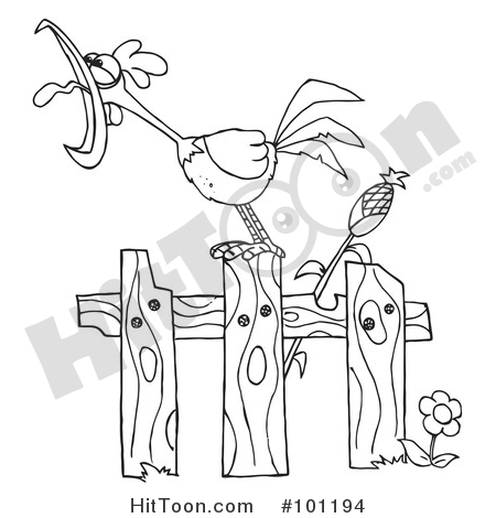 450x470 Rooster Clipart