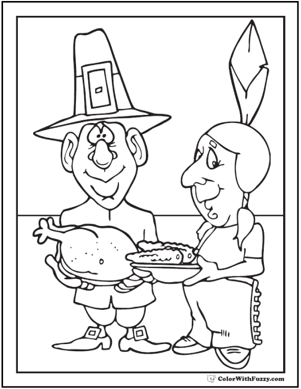 590x762 Corn Shocks Coloring Pages Corn Stalks Coloring Pages