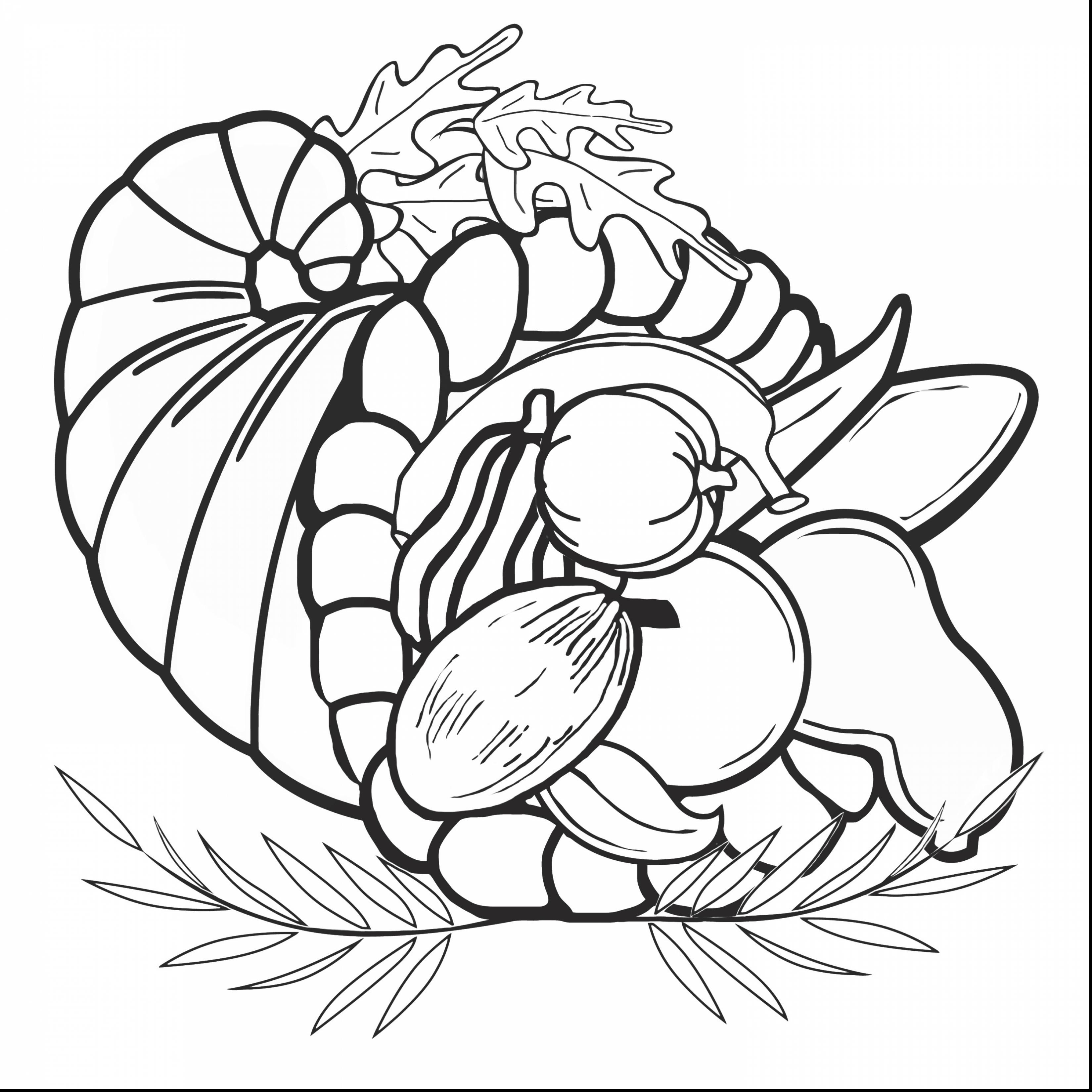 Cornucopia Drawing at GetDrawings.com | Free for personal use ...