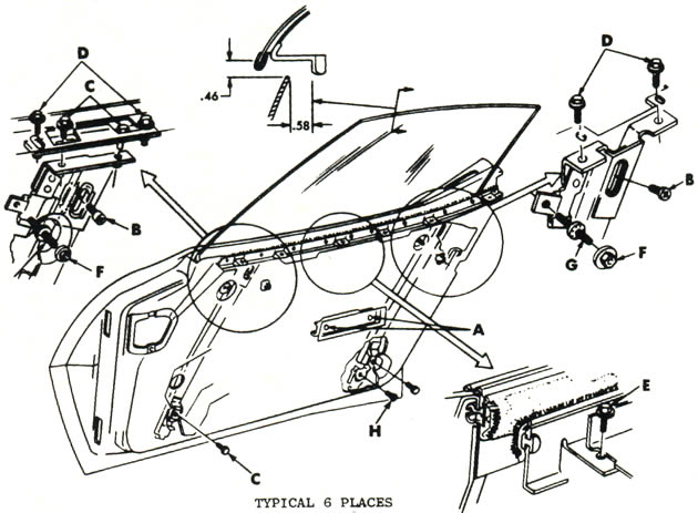 1978 c3 chevy steering column diagram