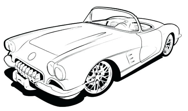 corvette drawing at getdrawings com free for personal use corvette rh getdrawings com corvette clipart logo corvette clip art logo