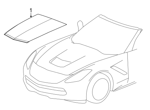 Corvette Z06 Drawing At Getdrawings Com