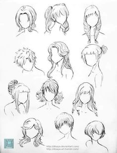 236x307 Hairstyles Drawing Interesting To See How To Manage A Short