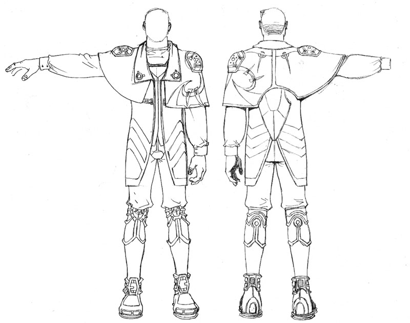 800x629 Costume Design For Time Travelers