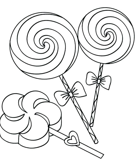564x685 Cotton Candy Coloring Pages Candy Coloring Page Lollipop Candy
