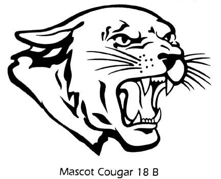 432x350 Luxury Free Cougar Clipart