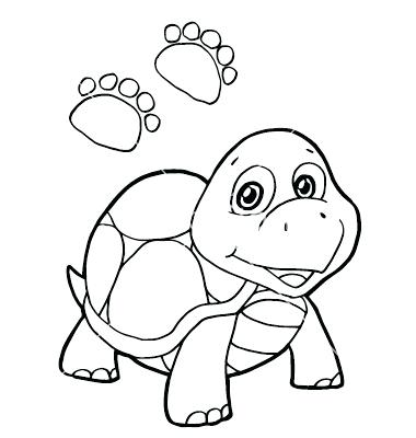 380x400 Paw Print Coloring Pages New Paw Print Coloring Pages
