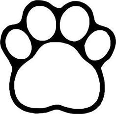 cougar paw drawing at getdrawings com free for personal use cougar rh getdrawings com Bear Paw Print Clip Art Wolverine Paw Print Clip Art