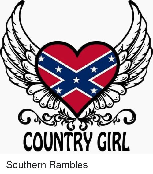 500x566 Country Girl Southern Rambles Girls Meme