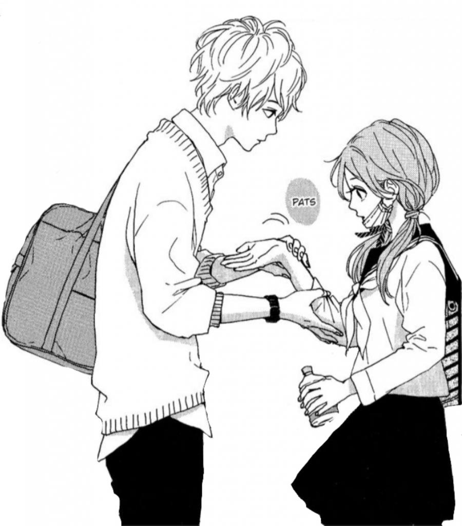 900x1024 Anime Couple Tumblr Drawing