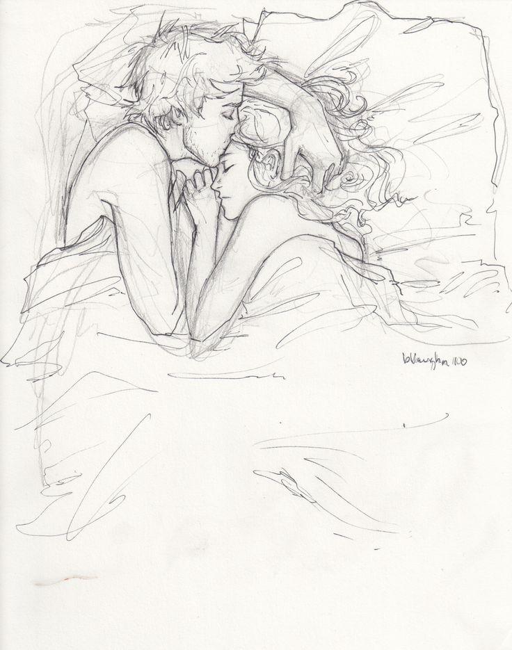 736x935 Drawn K.o.p.e.l. Bed Drawing