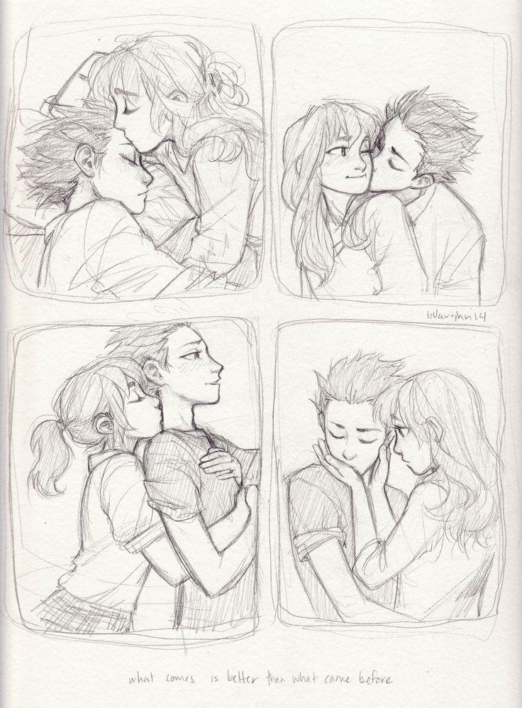 736x997 Photos Cartoon Couples Sketches,
