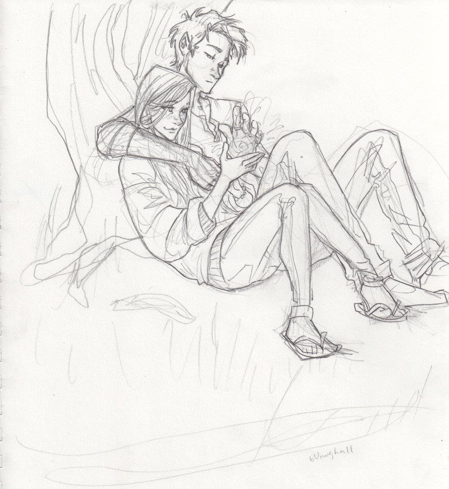 882x960 Pin By Mary Black On Dramione Drawings, Couple