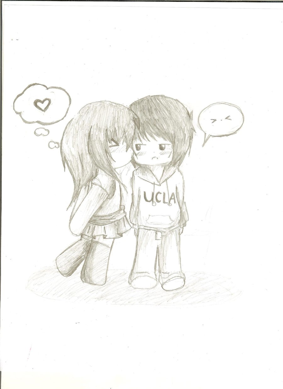 Couple Drawing Tumblr At Getdrawings Com Free For Personal Use