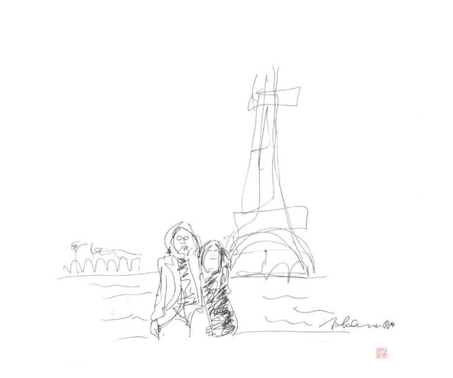 Line Art Couple : Couple in love drawing at getdrawings free for personal use