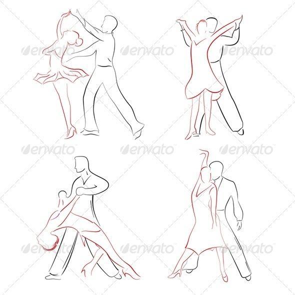 590x590 Anime Couple Dancing Poses