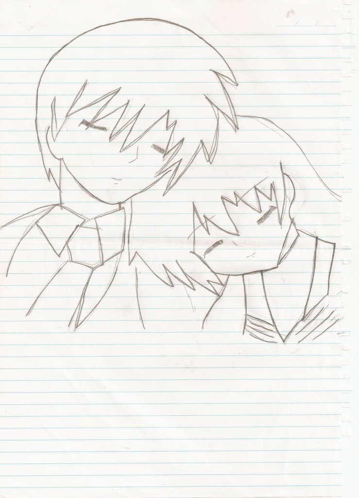 739x1024 drawings of cute anime couples cute cartoon couples holding hands