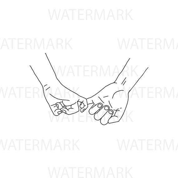 570x570 The Best Holding Hands Drawing Ideas On People