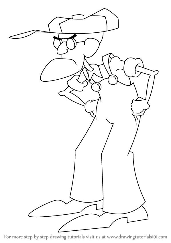 courage the cowardly dog coloring pages | Courage The Cowardly Dog Drawing at GetDrawings.com | Free ...