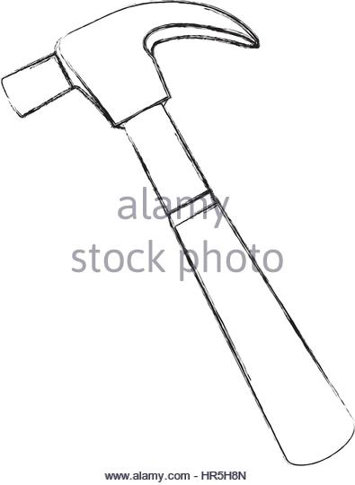 395x540 Hammer Stock Vector Images
