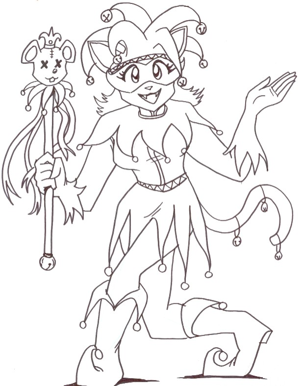 616x787 Homie Jester Coloring Pages Gangsta Coloring Pages