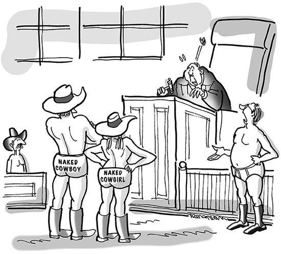 550x497 Mark Armstrong Freelance Humorous Illustration For Marketing