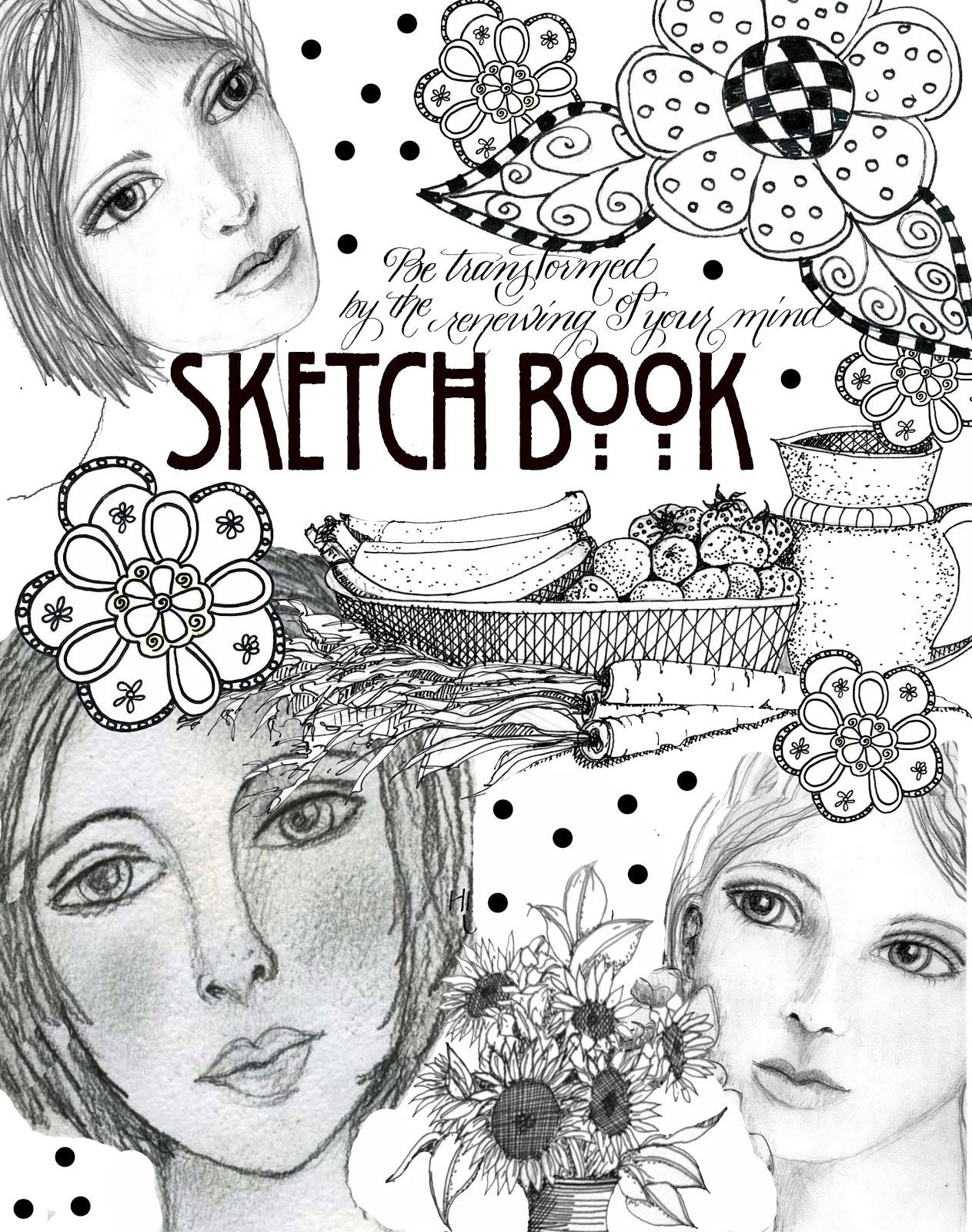 1263x1600 Art Du Jour By Martha Lever Sketchbook Cover