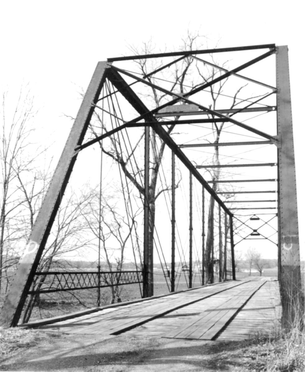 981x1197 Little Raccoon Creek Bridge