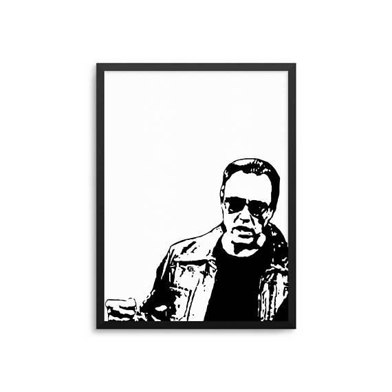 570x570 More Cowbell Poster Funny Snl Wall Art Christopher Walken
