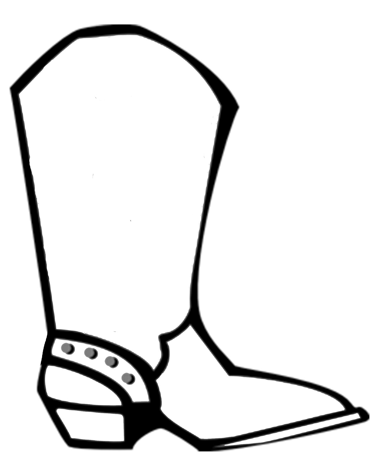 1265x1600 Cowboy Boots Drawing How To Draw Cowboy Boots Roadrunnersae