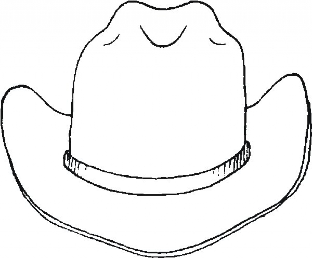 Cowboy Boots And Hat Drawing at GetDrawings.com | Free for personal ...