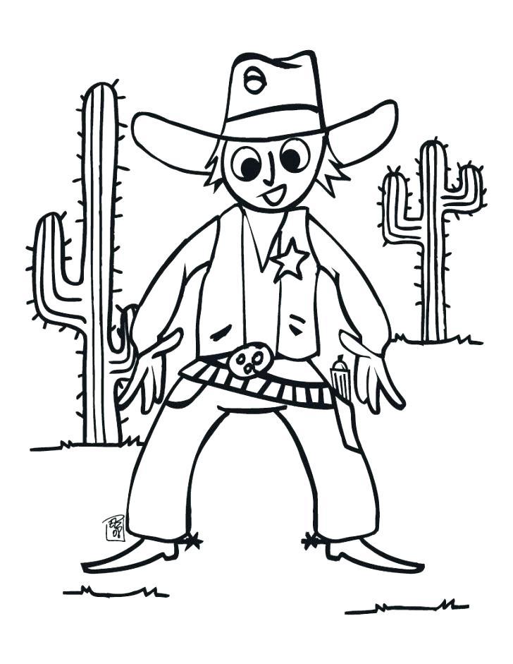 728x941 Cowboy Coloring Pages Printable Cowboy Boot Coloring Page Cowboy