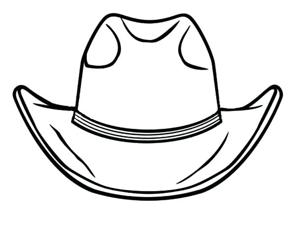 cowboy hat and boots drawing at getdrawings com free for personal