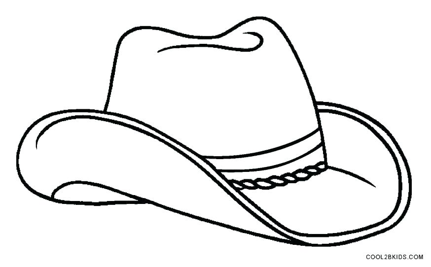 Cowboy Hat And Boots Drawing At Getdrawings Free Download