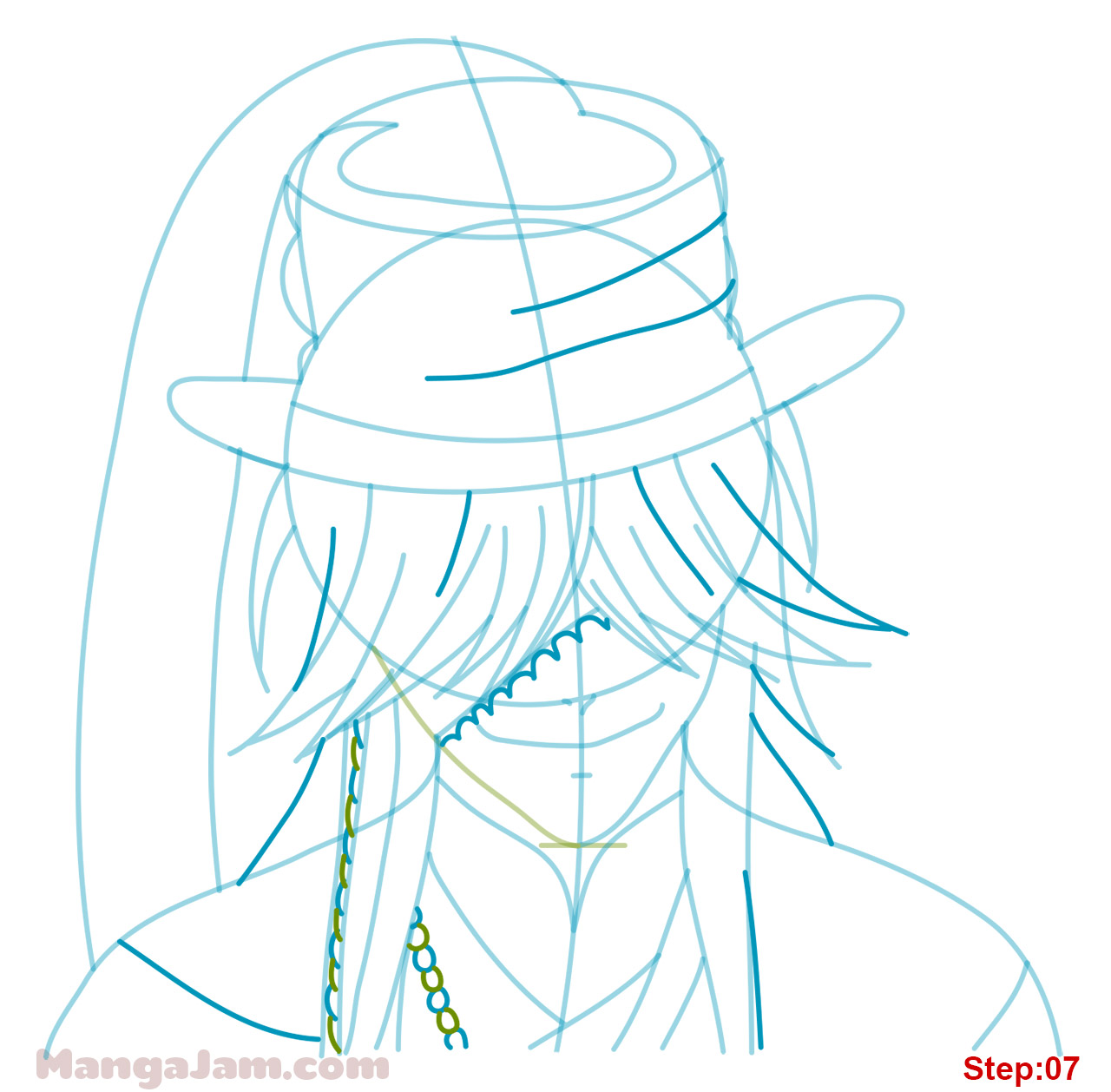 1280x1258 How To Draw Undertaker From Kuroshitsuji
