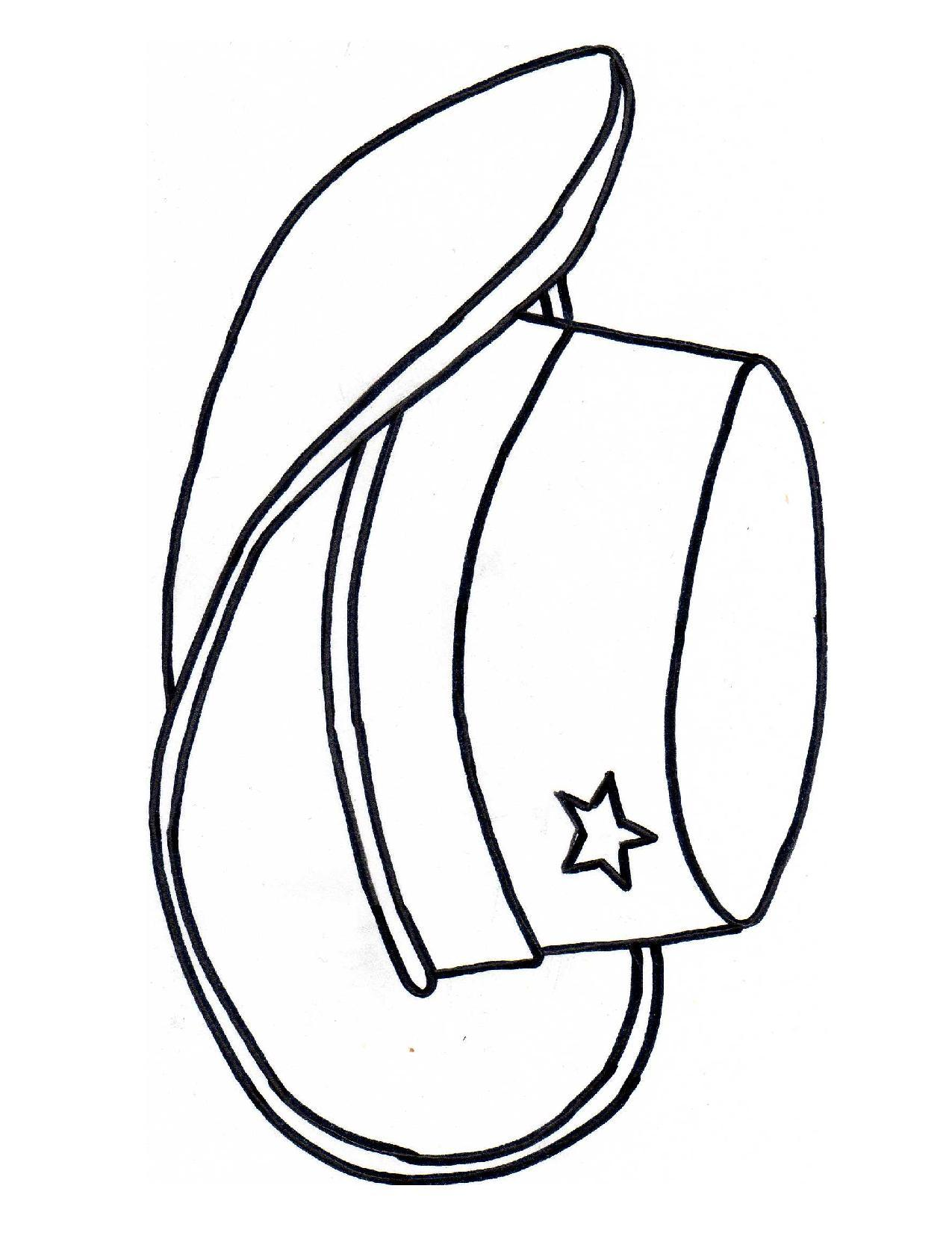 cowboy hat line drawing at getdrawings com free for personal use rh getdrawings com