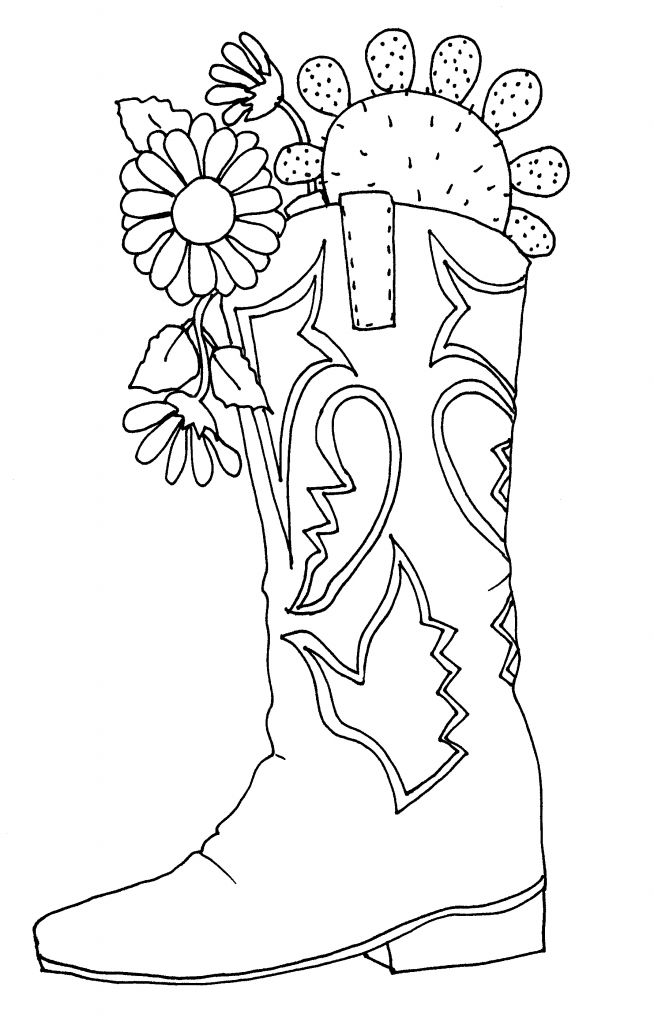 Cowboy Hats Drawing At Getdrawings Com Free For Personal Use
