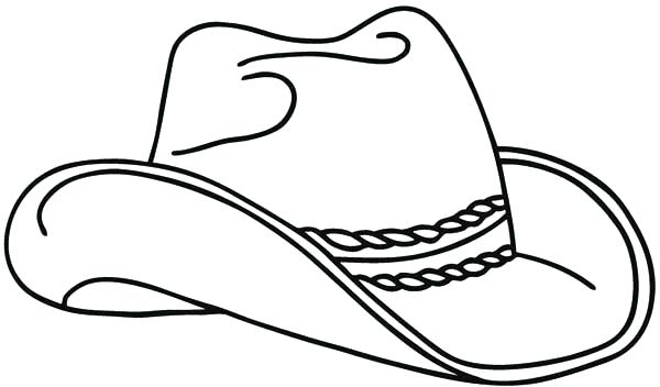 Cowboy Hats Drawing at GetDrawingscom Free for personal use