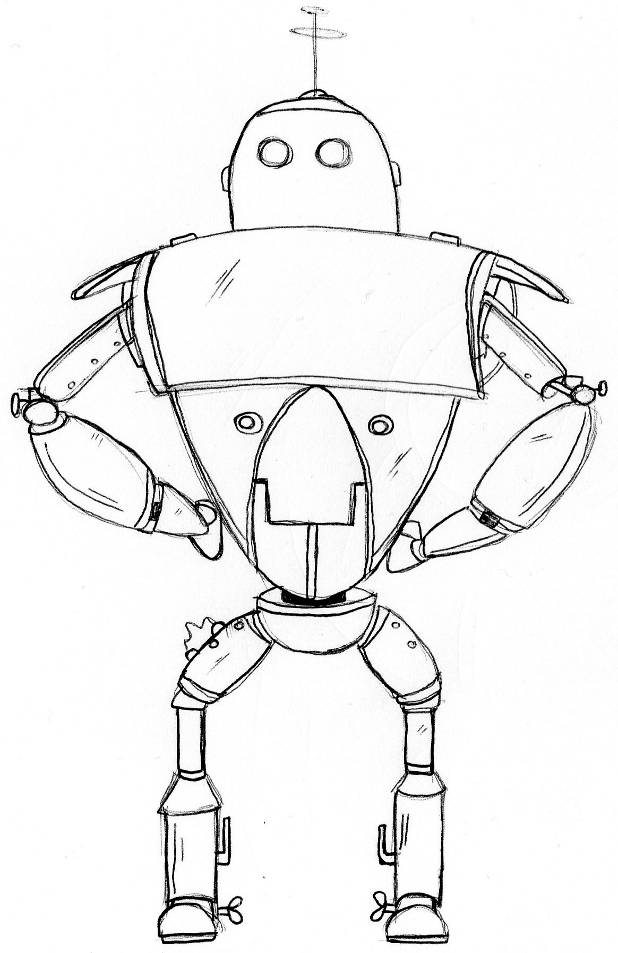 618x953 Smashwords How To Draw Robots By Katie O