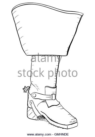 374x540 Cowboy Boot And Spurs Stock Photos Amp Cowboy Boot And Spurs Stock