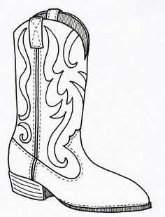 236x310 Cowboy Boot Clip Art Free 32 Images Of Cowboy Boots Free