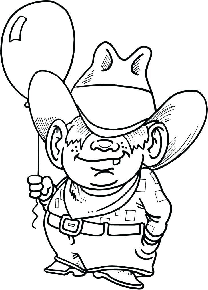 728x1014 Cowboy Boot Coloring Page View Larger Cowboy Boot Coloring Page