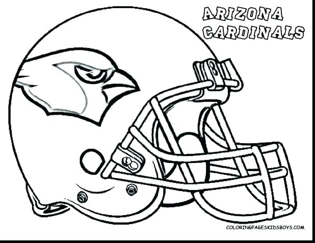 618x477 Amazing Broncos Coloring Pages Print Football Helmet College T